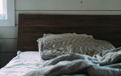 Ansiedad nocturna ¿Con cuántas personas compartes tu cama?