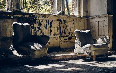 La casa de las sillas voladoras. Terapia de pareja