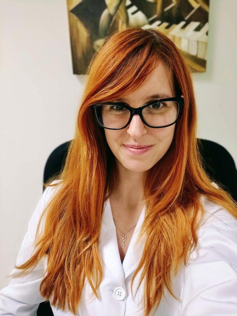 Psicóloga Andrea Pérez